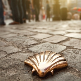 Camino-de-Santiago-shell-Spain